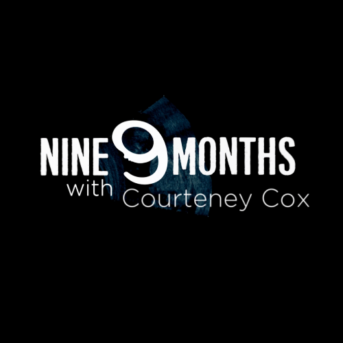 nine months with courteney cox
