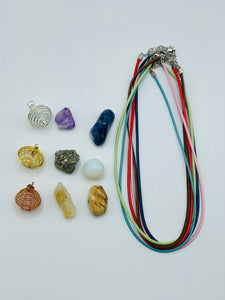 Earth Treasure Necklace Kit