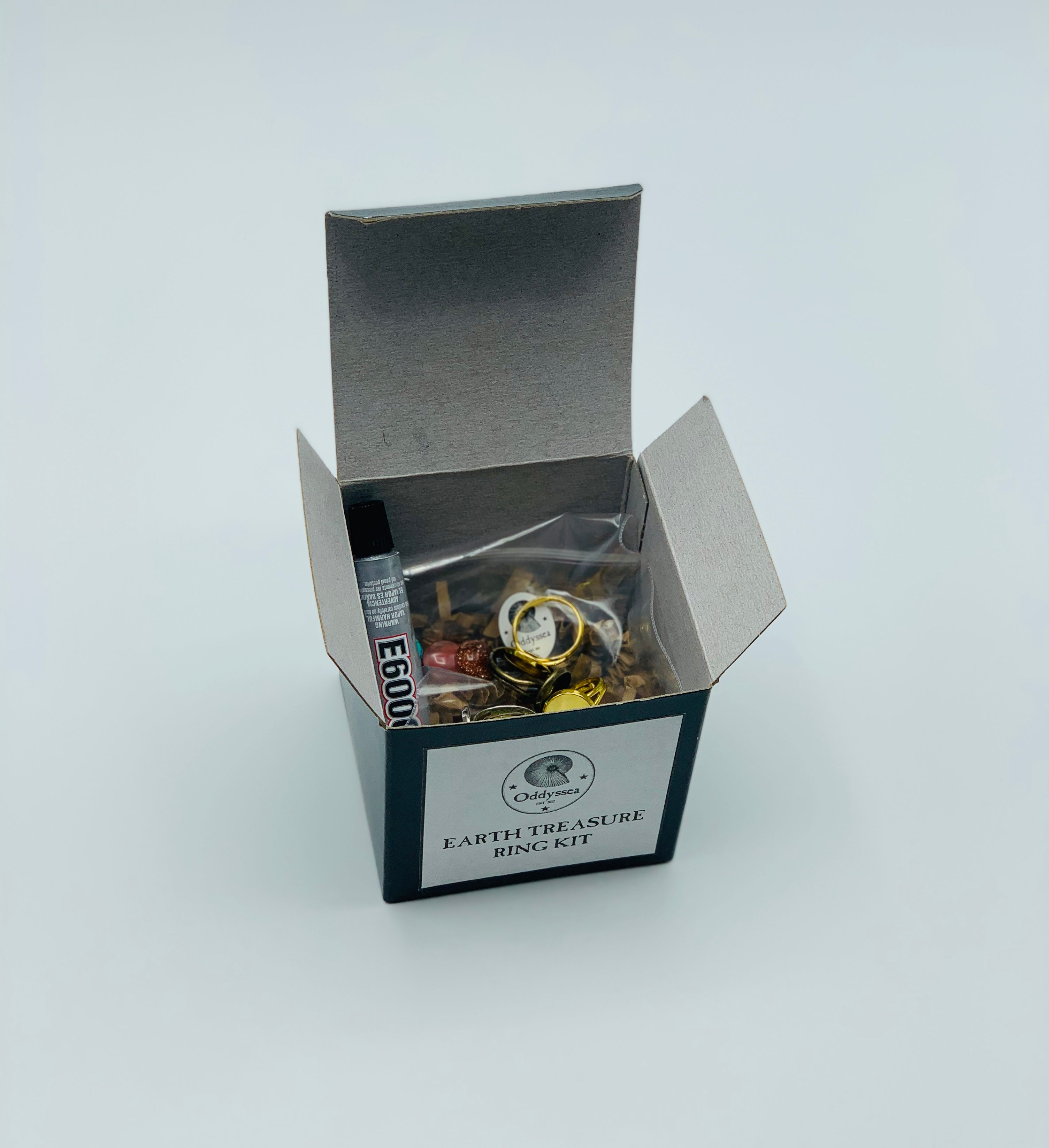 Earth Treasure Ring Kit