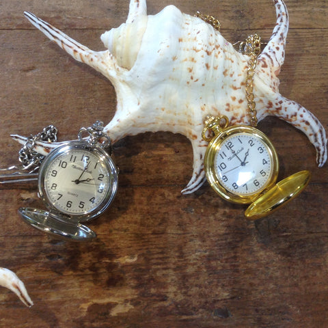 Old Dependable Pocket Watch