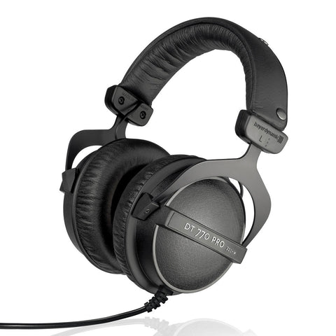 Beyerdynamic DT 770 Pro 32 Ohm Professional Studio Headphones