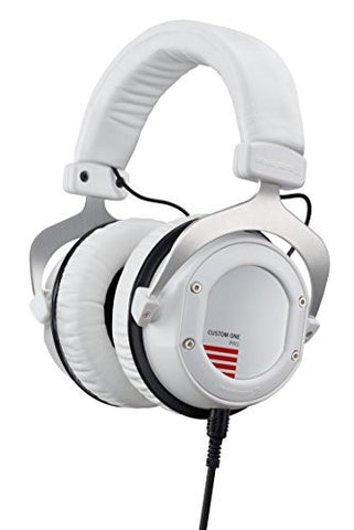 Beyerdynamic Custom One Pro Plus Headphone with Accessory Kit / Mic / Remote - White