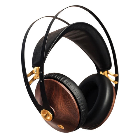 Meze 99 Classics Genuine Walnut / Gold Headphones