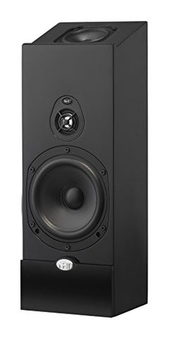 NHT Media Series 2-Way Dolby Atmos Satellite Speaker (Single) - High Gloss Black