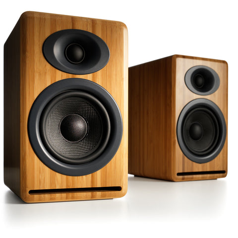 Audioengine P4 Passive Bookshelf Speakers