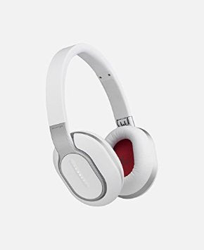 Phiaton BT 460 White Wireless Touch Interface Headphones with Microphone