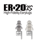 Etymotic Research ER•20XS High-Fidelity Earplugs