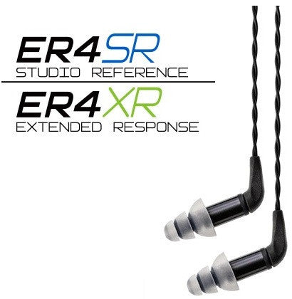 Etymotic Research ER4SR / ER4XR Earphones