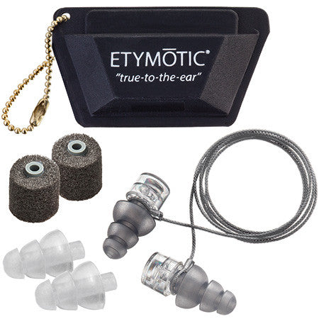 Etymotic Research ER•20XS High-Fidelity Earplugs Universal Fit