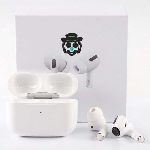 Pro 3 TWS - Wireless Bluetooth Earbuds - White