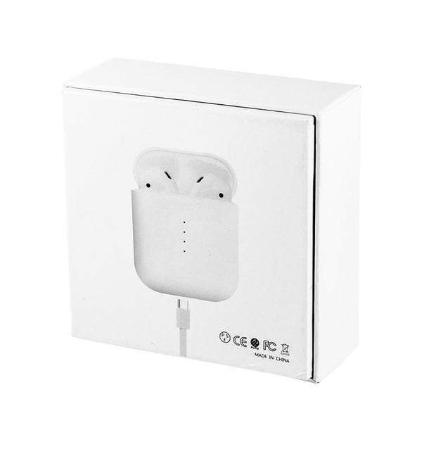 i10 TWS - Wireless Bluetooth Earbuds - White