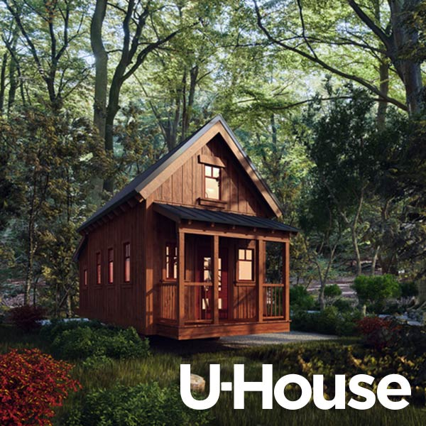 Uhouse Four Lights Tiny House Company