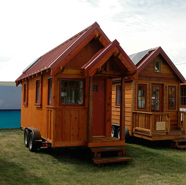 Miraculous Tiny Town On The Green Four Lights Tiny House Company Largest Home Design Picture Inspirations Pitcheantrous