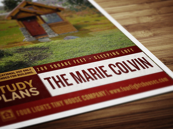 Study Plan - The Marie Colvin