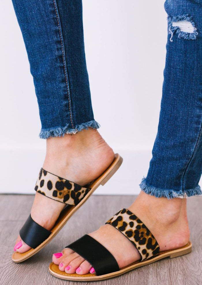 Leopard Obsession Sandal