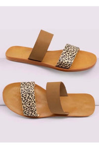 Cheetah Girl Sandal