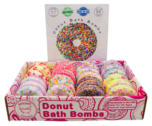 Donut Bath Bombs