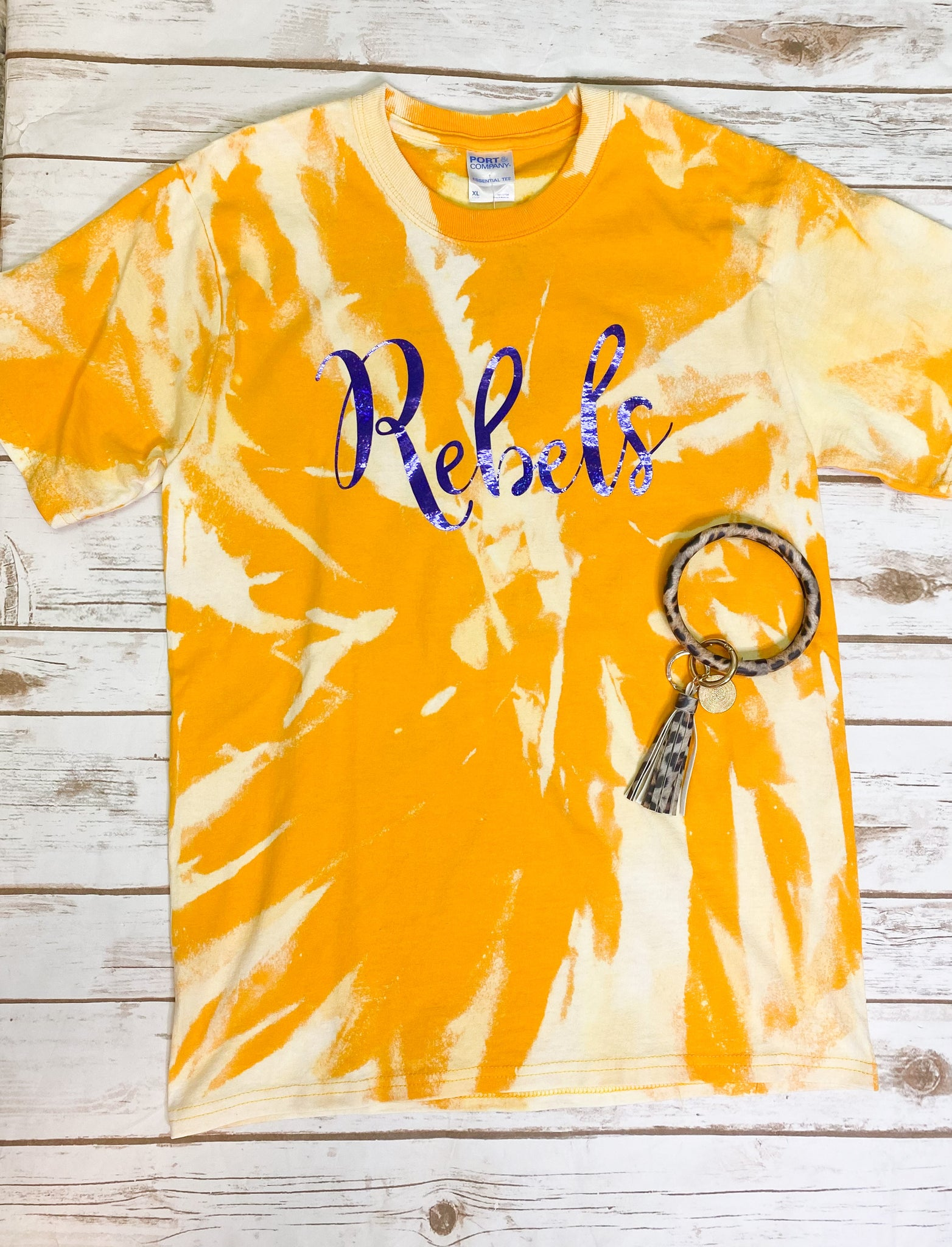 Rebels Bleached Tee