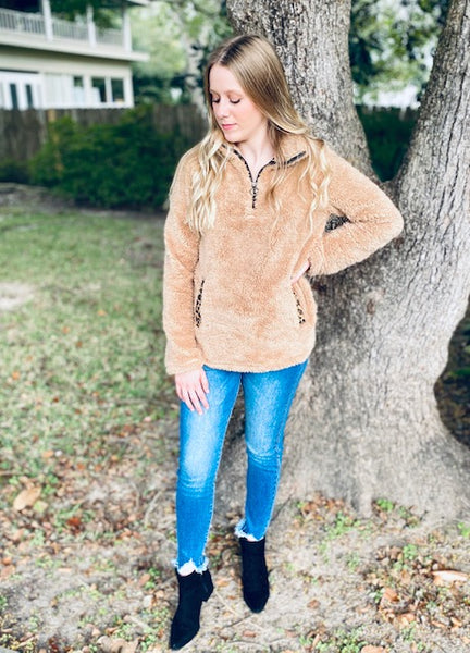 Brown Sugar Pullover