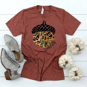 Happy Fall Acorn Tee