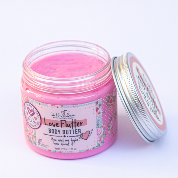 Love Flutter Body Butter