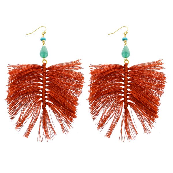 Nashville Rust Earrings