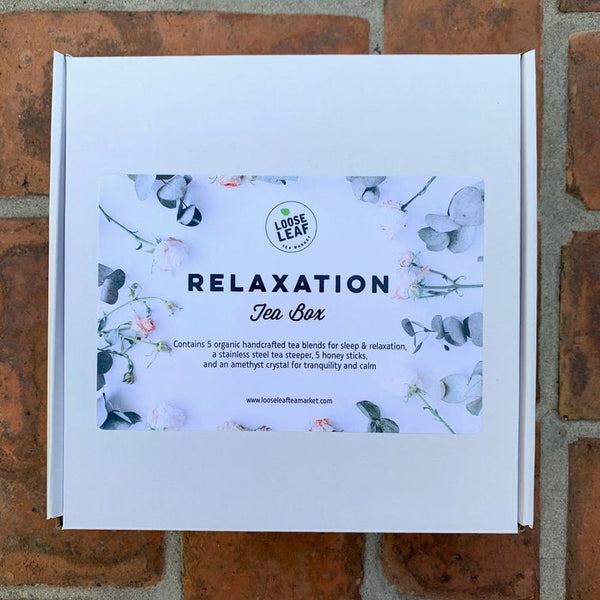Relaxation Tea Box
