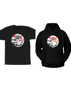 2 FOR 1 DEAL - PICK ANY 1 SHIRT AND A  JDMake HOODIE DEAL