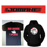 3 FOR 1 DEAL- PICK ANY 1 SHIRT, ANY 1 BANNER, AND GET A JDMake HOODIE DEAL