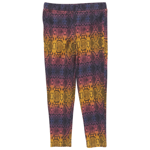 Kip & Co Rainbow Serpent leggings