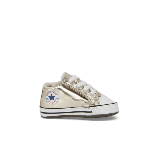 Converse Chuck Taylor Cribster light metallic gold