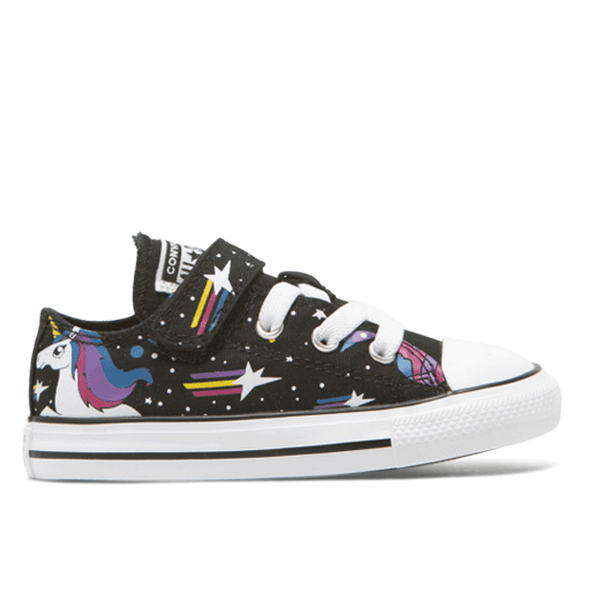 Converse Chuck Taylor Unicorns in Black