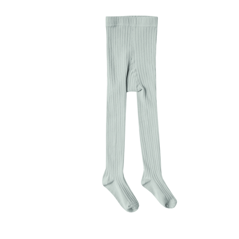 Rylee + Cru  solid tights in seafoam