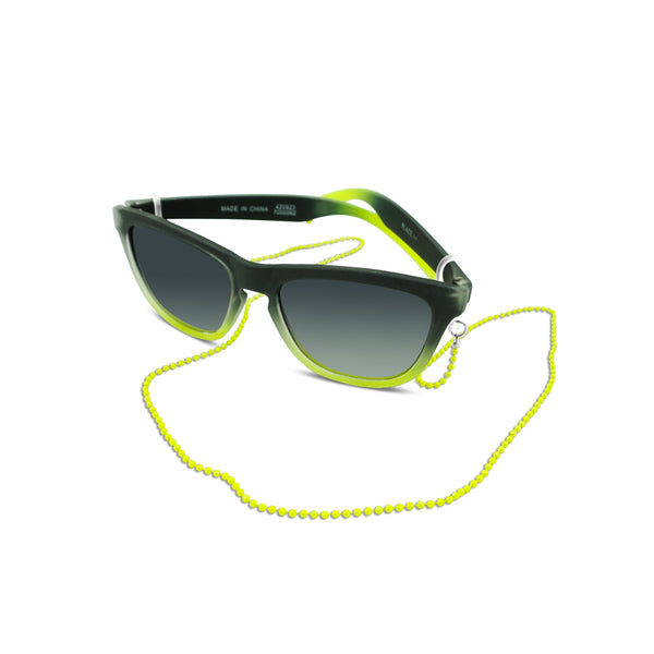 Minista The Ball chain in neon yellow