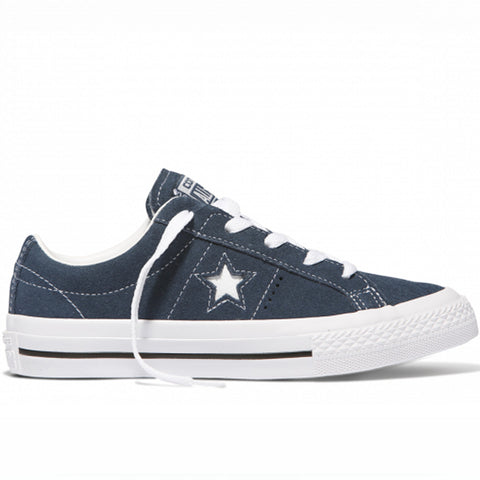 Converse One Star in Navy
