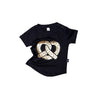 Huxbaby Pretzel t shirt - limited sizes left