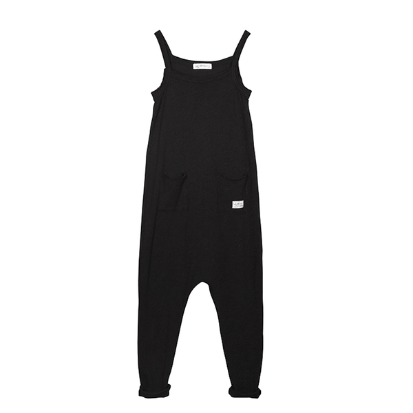 I dig denim girls Bonnie jumpsuit in black