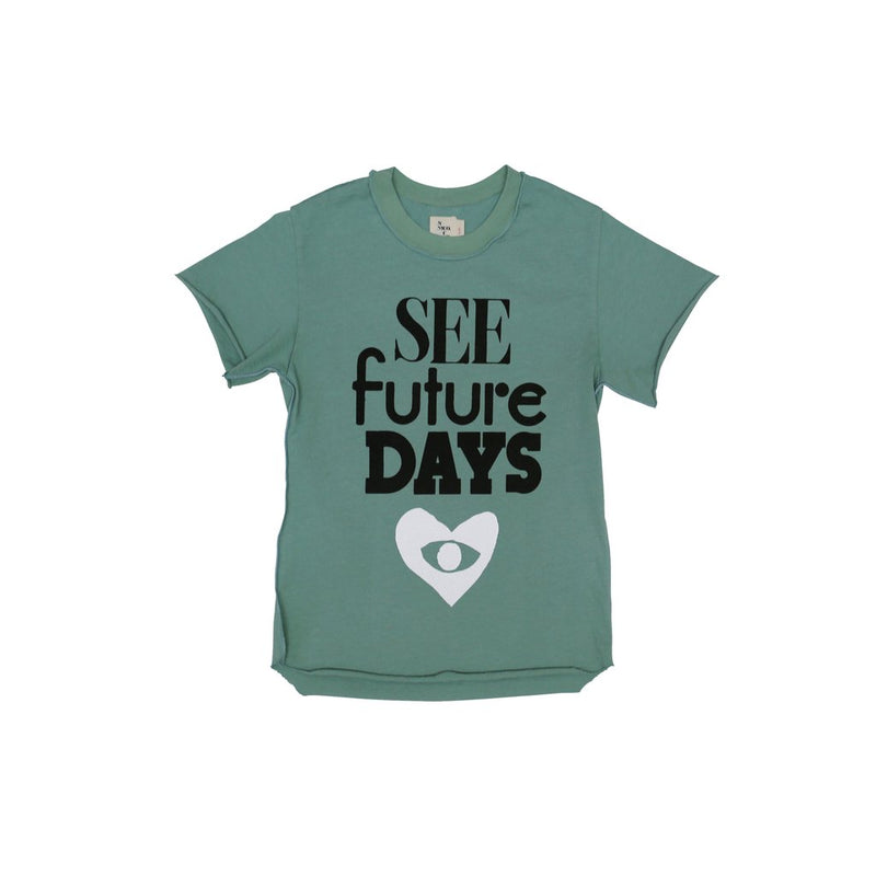 Nico Nico See Future Days in moss - limited sizes left