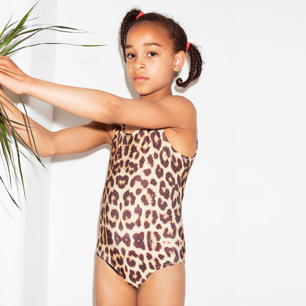 Popupshop leopard swimsuit - limited sizes left