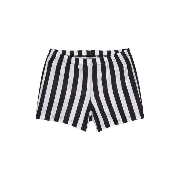 Popupshop striped swim pants