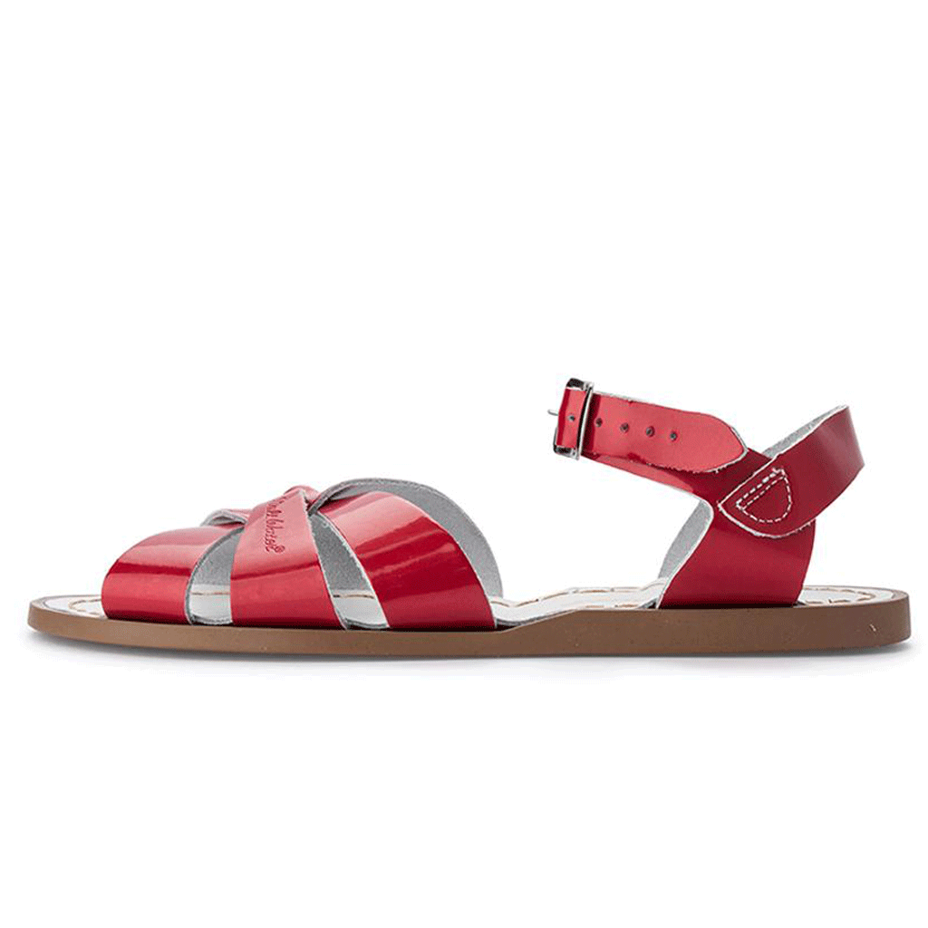Salt Water Sandal Original in Candy Red
