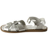 Salt Water Sandal - Silver - RESTOCKED