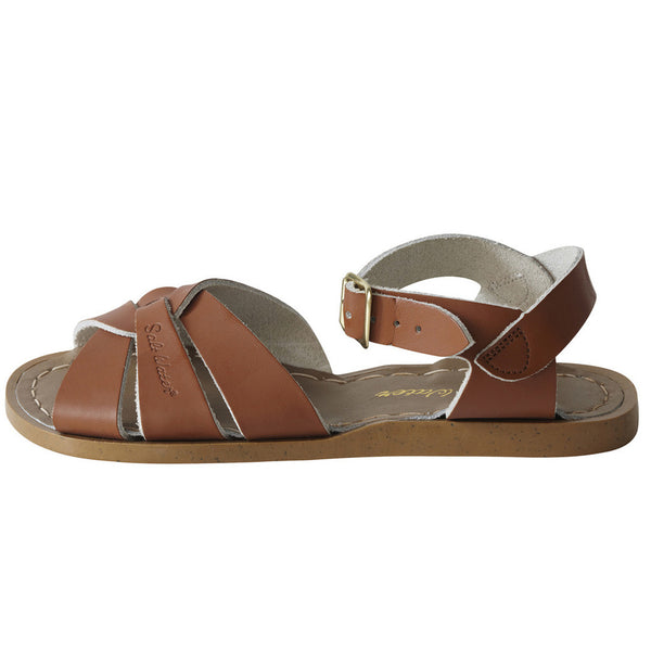 Salt Water Sandal Original - tan -RESTOCKED
