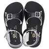 Salt Water Sandal Sun-San Surfer in black