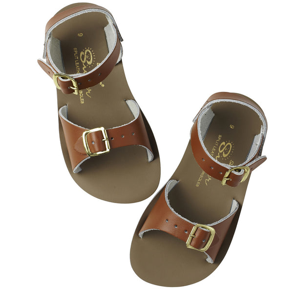 Tan Salt Sandal Restocked Sun San Surfer Water CtQrdsh