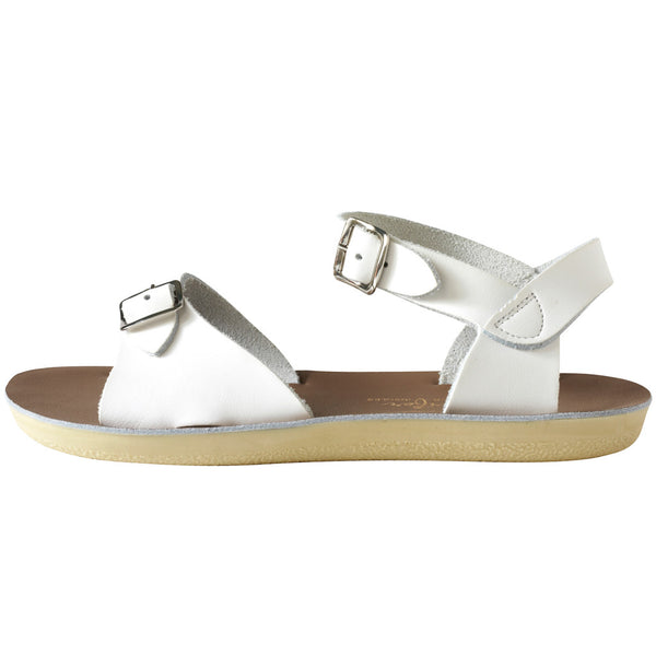 Salt Water Sandal Sun-San Surfer - white - RESTOCKED