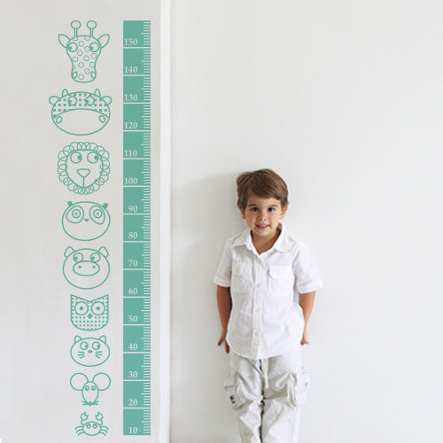 Animals Growth Chart