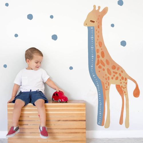 Savana The Growth Chart Decal