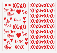 Load image into Gallery viewer, Valentine's Day Decals