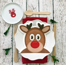 Load image into Gallery viewer, Reindeer face Decals